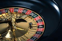 Kasynowy ruletowy wizerunek zdjęcie royalty free