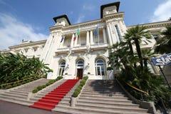 Kasynowy Sanremo obraz royalty free