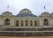 Kasynowy teraz convention center w Vichy, Francja Zdjęcia Stock