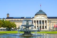 Kasynowy Wiesbaden Fotografia Stock