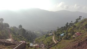 Kaszmir doliny widok Fotografia Royalty Free