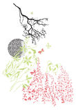 Kaszmir henny projekta moda ilustracji