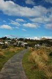 kaszmirowa hill ' the pathway ' Fotografia Royalty Free
