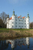 Kasztel Ahrensburg Zdjęcie Royalty Free