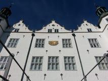 Kasztel Ahrensburg Zdjęcie Stock