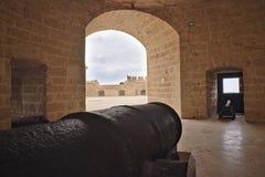Kasztel Almeria andalusia Hiszpania Obrazy Royalty Free