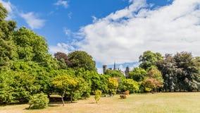 Kasztel Cardiff, Walia, UK Obraz Royalty Free