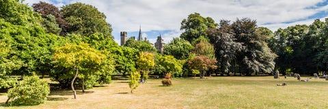 Kasztel Cardiff, Walia, UK Fotografia Stock
