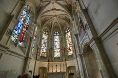 Kasztel Chenonceau, Loire region, Francja Czerwiec 27, 2017 zdjęcie Obrazy Royalty Free