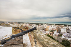 Kasztel Guardamar del Segura, Alicante, Hiszpania zdjęcie royalty free
