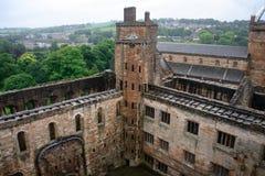 Kasztel, Linlithgow, Szkocja obrazy royalty free