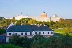 Kasztel Lublin, Polska zdjęcia royalty free