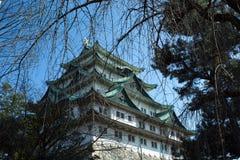 Kasztel Nagoya Obraz Royalty Free