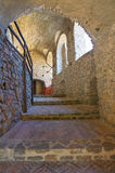 Kasztel Oriolo Calabria Włochy Fotografia Royalty Free
