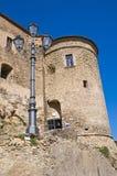 Kasztel Oriolo Calabria Włochy Zdjęcia Royalty Free