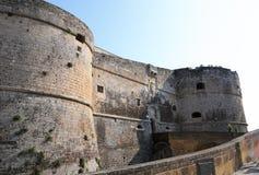 Kasztel Otranto zdjęcia royalty free