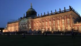 Kasztel Potsdam Zdjęcia Royalty Free