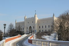 Kasztel w Lublin fotografia royalty free