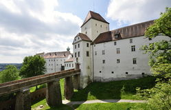Kasztel w Passau Obrazy Royalty Free