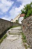 Kasztel w Passau Zdjęcie Stock
