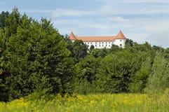 Kasztel w Slovenia Zdjęcie Royalty Free