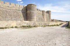 Kasztel w Szynszyli De Monte Aragon Obraz Royalty Free