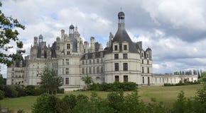 Kasztele Loire w Francja zdjęcia royalty free