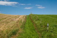 Kaszuby Landschaft Lizenzfreie Stockfotografie