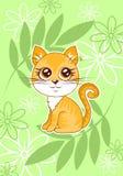 Kat Royalty-vrije Stock Afbeeldingen