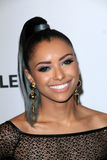 Kat Graham. At The Vampire Diaries at PaleyFest 2012, Saban Theater, Beverly Hills, CA 03-10-12 Royalty Free Stock Images