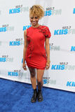 Kat Graham arrives at the  Royalty Free Stock Photo