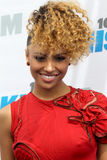 Kat Graham arrives at the  Royalty Free Stock Images