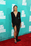 Kat Graham arriving at the 2012 MTV Movie Awards Royalty Free Stock Photography