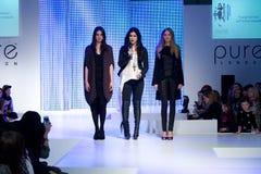 Kat von D kleding in Zuiver Londen Stock Afbeelding