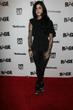 Kat Von D, Rage. Kat Von D  at the Rage Official Launch Party, The Rage, Los Angeles, CA 09-30-11 Royalty Free Stock Photo