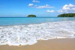 Kata beach, Phuket Thailand Royalty Free Stock Image