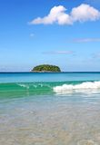 Kata beach, Phuket Thailand Stock Photos