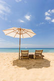 Kata Noi beach Exotic Bay in Phuket island Stock Images