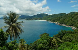 kata phuket Ταϊλάνδη νησιών παραλιών Στοκ φωτογραφία με δικαίωμα ελεύθερης χρήσης