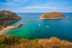 kata phuket Таиланд острова пляжа стоковая фотография