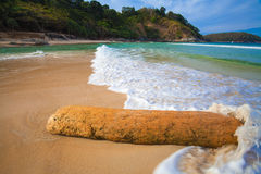 kata phuket Таиланд острова пляжа Стоковые Фото