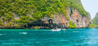 kata phuket Таиланд острова пляжа Стоковые Изображения