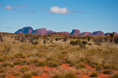 Kata tjuta Royalty Free Stock Image