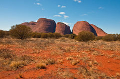 Kata tjuta Royalty Free Stock Images