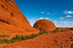 Kata tjuta Stock Photography