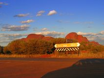 Kata Tjuta Stock Photos