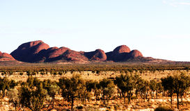 Kata Tjuta Australia Royalty Free Stock Photos