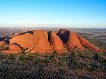 Kata-Tjuta (The Olgas) Royalty Free Stock Photos