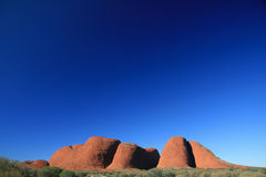 Kata Tjuta, the Olgas, Australia Royalty Free Stock Photos