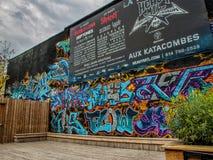 Katacombes aus. Fotografia Stock Libera da Diritti
